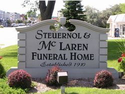 Steuernol and McLaren Funeral Homes